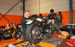 Atelier entretien réparation Harley-Davidson Melun