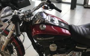 XL 1200 C - Harley Davidson