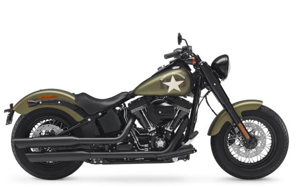 Harley-Davidson 2017 SOFTAIL