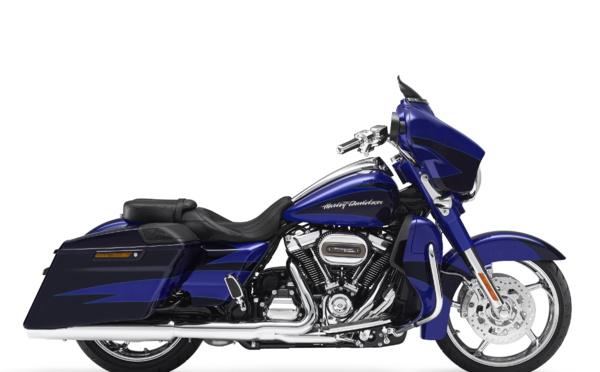 Harley-Davidson 2017 CVO
