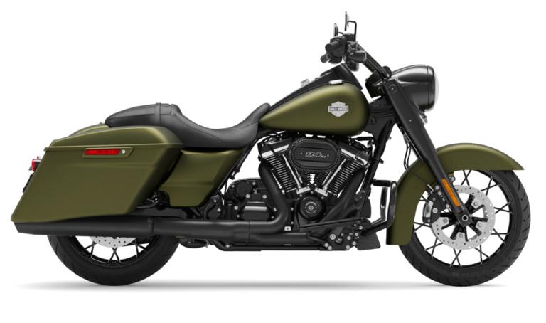 Heritage 114 - Harley Davidson