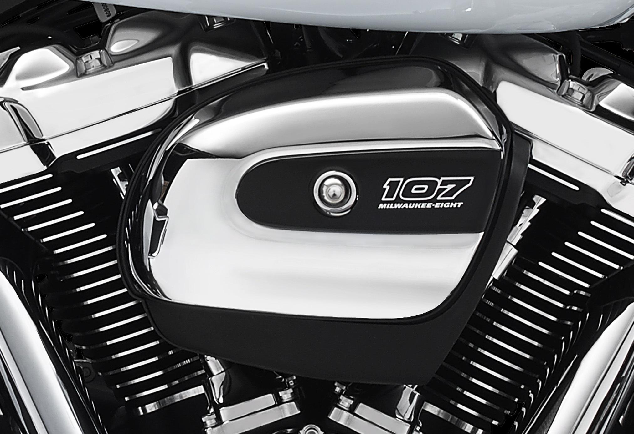 La nouvelle génération de bicylindres en V Harley-Davidson®