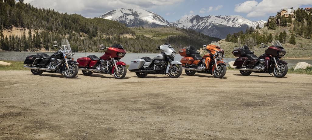 Experience Tour samedi 9 - dimanche 10 septembre 2017 Highway 2 Heaven Harley-Davidson Melun