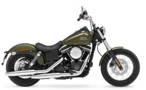 Harley-Davidson 2017 DYNA