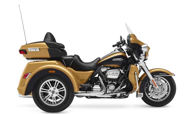 Harley-Davidson 2017 TRIKE
